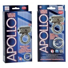 Виброкольцо Apollo 7-Function Premium Enhancers