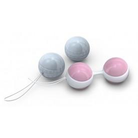 Вагинальные шарики Luna Beads Mini - 2,9 см.